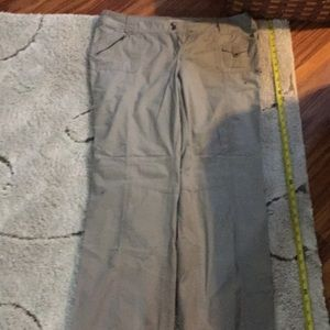 Light weight pants-Like new-Taupe